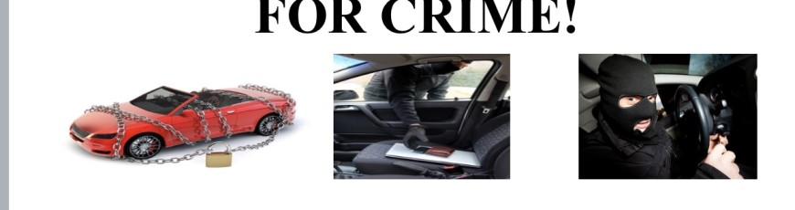 Vehicle Theft Tips