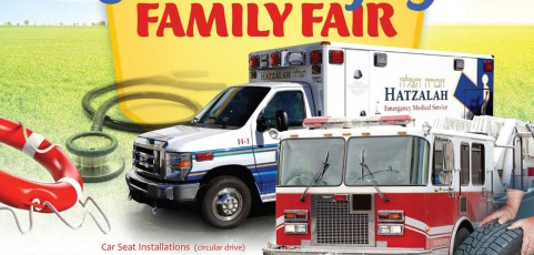 We'll Be Hosting the Summer Family Safety Fair